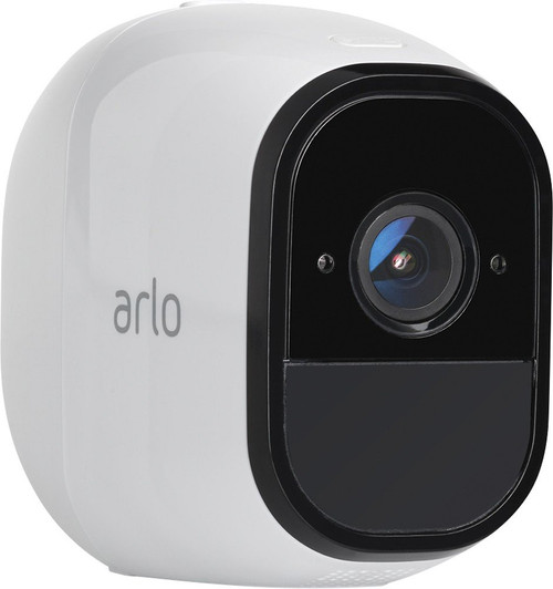 Arlo Pro VMS4430P-100NAR Indoor/Outdoor HD Wire Free Security System with 4 Cameras - Certified Refurbished
