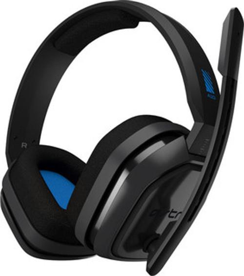 Logitech H939-001558X-R Astro A20 Wireless Headset Black/Blue - Playstation 4/PC/MAC - Certified Refurbished