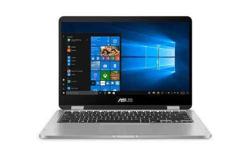 "Asus TP401MA-US22T 14"" VivoBook Flip Thin 2-in-1 Laptop Computer - Certified Refurbished"
