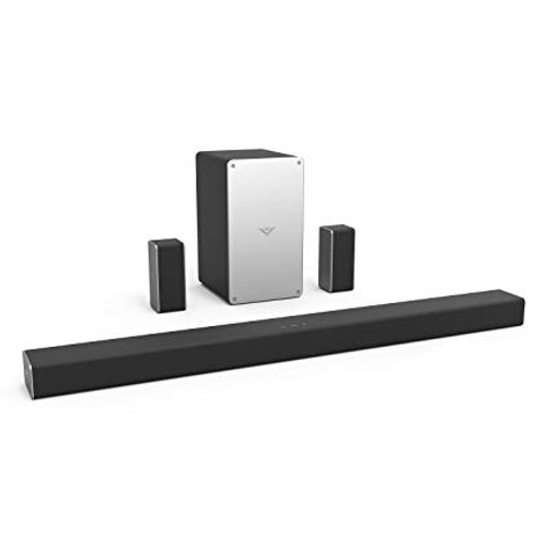 "Vizio SB3651-E6C-RB 36"" 5.1 Home Theater Sound Bar System- Certified Refurbished"