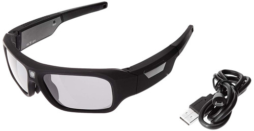 Neurona OPW-1080PW OpticHD 1080P 12MP Video Recording Eyewear/Sunglasses