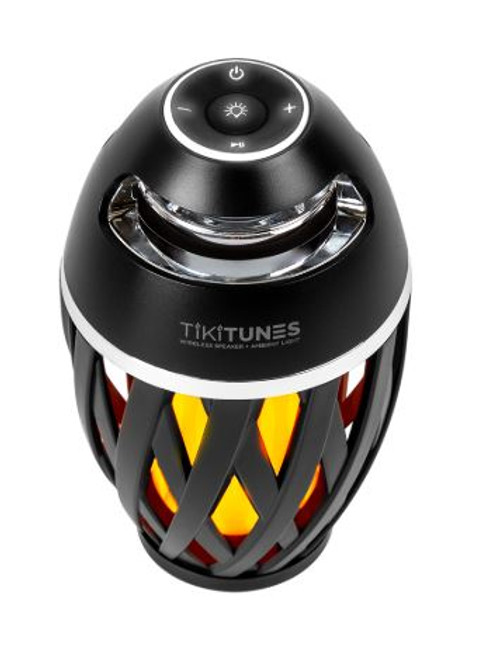 TikiTunes-001 Bluetooth Speaker/ LED Candle Lighting Effect