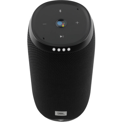 JBL JBLLINK20BLKUS-Z Link 20 Voice-activated speaker portable Black - Certified Refurbished
