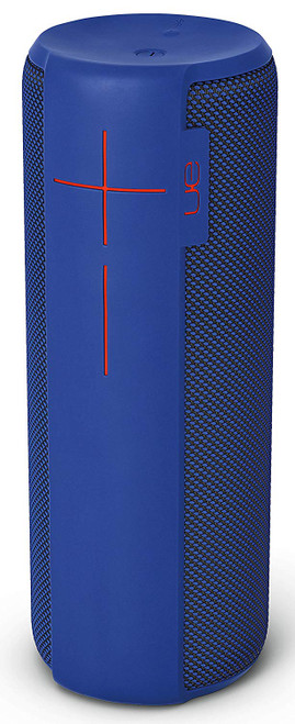 UE S984-000478X-R MEGABOOM Wireless Bluetooth Speaker, Blue - Certified Refurbished