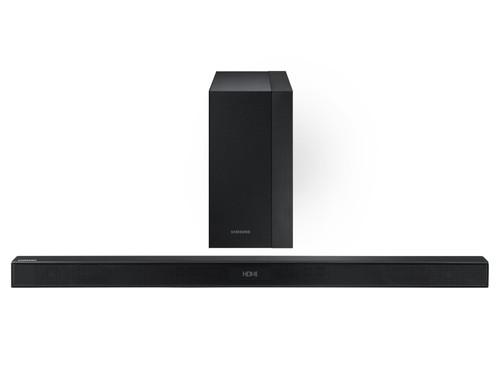 Samsung HW-MM45/ZAR Surround Wireless 2.1 Channel Home Speaker System - Certified Refurbished