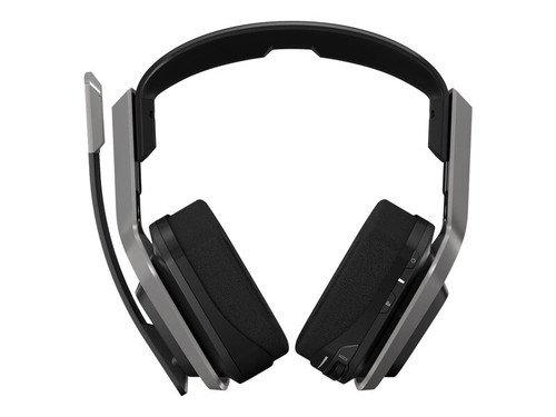 Logitech H939-001559X-R Astro A20 Wireless Headset Playstation 4/PC/MAC Silver - Certified Refurbished