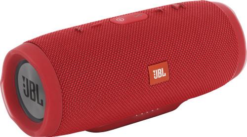 JBL JBLCHARGE3REDAM-Z Charge 3 Waterproof Portable Speaker Red - Certified Refurbished