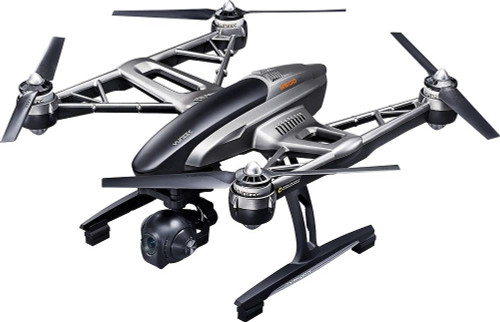 Yuneec YUNQ4KUS Q500 4K Typhoon Quadcopter Drone RTF, CGO3 4K Camera, ST10+ & Steady Grip - New