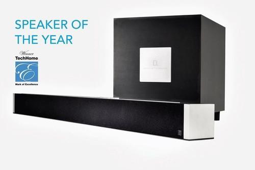 Definitive Technology W Studio Wireless Sound Bar System - Refurbished - (BVFBC-A)