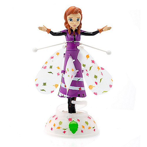 Frozen UFO Helicopter Motion Sensing -7.5 Inch - Choose Anna or Elsa