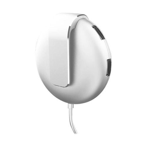 Chargehub V6 CRG-V6-002 Shareable Car Charger Power Up To 6 Devices - White