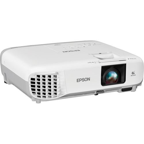 Epson V11H855020-RB PowerLite X39 3500-Lumen XGA 3LCD Projector - Certified Refurbished