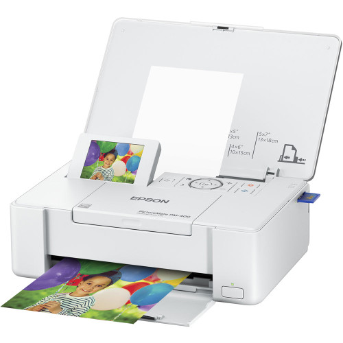 Epson C11CE84201-RB Personal Photo Lab Printer PictureMate PM-400  - Certified Refurbished
