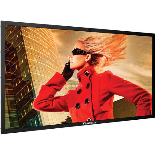 "ViewSonic CDP6530-S 65"" LCD Commercial Display - Certified Refurbished"