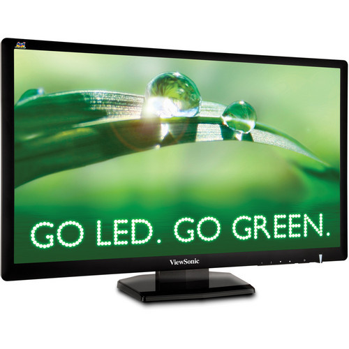 "ViewSonic VX2703MH-LED-S 27"" Widescreen LED Backlit LCD Monitor - Certified Refurbished"