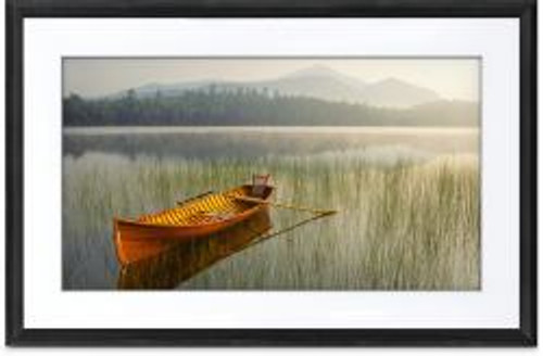 "Netgear MC321BL-100PAS 21.5"" Meural Canvas II Smart Art Frame, Black"