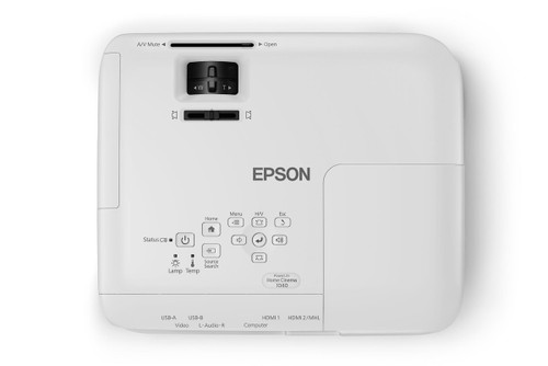 Epson V11H772020-RB PowerLite Home Cinema 1040 1080p 3LCD Projector - Certified Refurbished