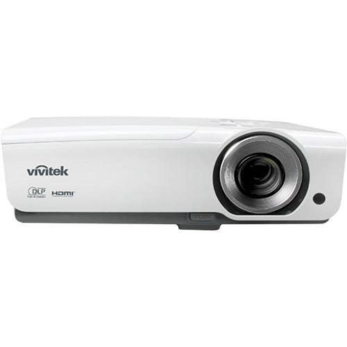 Vivitek D967-WT-R XGA DLP Multimedia Projector, White - Certified Refurbished