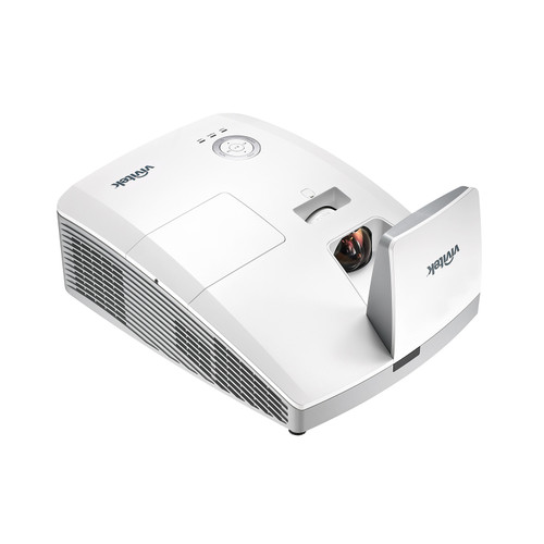 Vivitek D756USTI-R WXGA 3300 Lumens Short Throw Interactive DLP Projector - Certified Refurbished