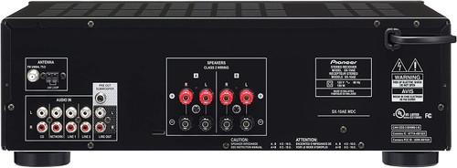 Pioneer  Electronics SX-10AE Bluetooth Stereo Receiver , Black