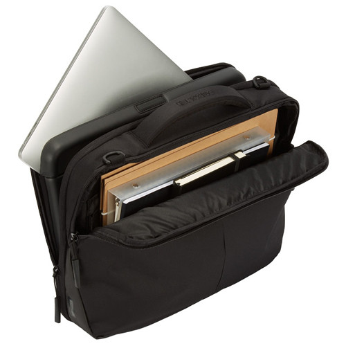"Incase INCO300343-NYB Reform 16"" Computer Bag  with impact-absorbing Tensaerlite"