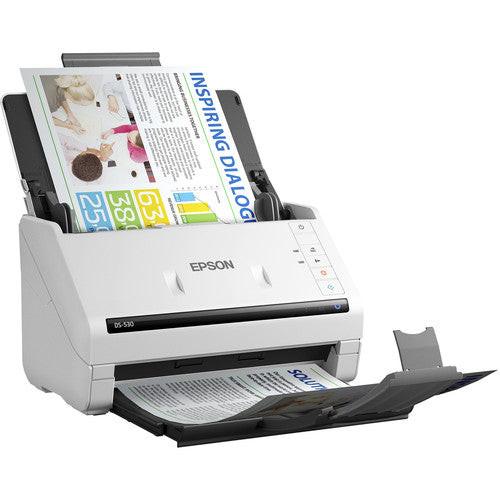 Epson B11B236201-RB DS-530 Color Document Duplex Scanner - Certified Refurbished