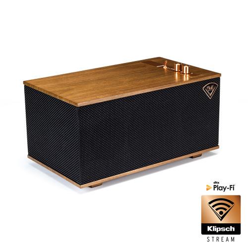 Klipsch 1063284 Heritage 3 Wireless Tabletop Stereo, Walnut