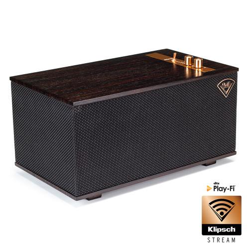 Klipsch 1063461 Heritage 3 Wireless Tabletop Stereo System, Ebony