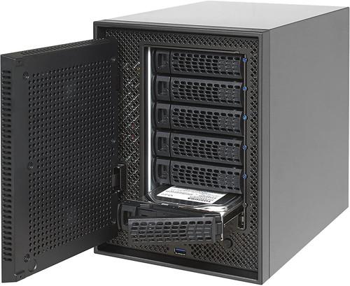 NETGEAR RN626X00-100NES ReadyNAS 626X 6 Bays with Intel® Xeon® Quad-Core Server Processor