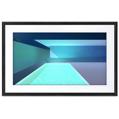 "Meural MC327BL-100PAS 27"" Canvas II Digital Art Frame, Black"