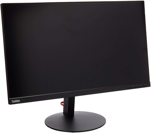 "Lenovo 61AFGAR1US-LCR ThinkVision P27h 27"" 16:9 QHD IPS Monitor – Certified Refurbished"