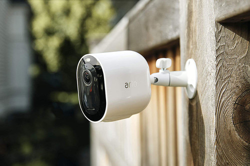Arlo VMS4340P-100NAR Pro 3 Wire-Free Security 3 Camera System - Certified Refurbished