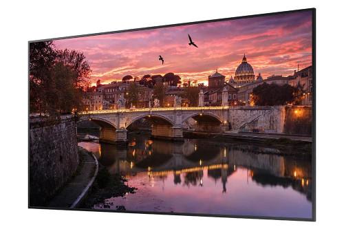 "Samsung LH75QBREBGCXZA-RB 75"" Premium QB Series Display Monitor - Certified Refurbished"