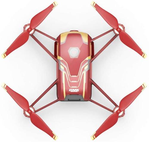 DJI CP.TL.00000002.01 Tello Drone Iron Man Edition