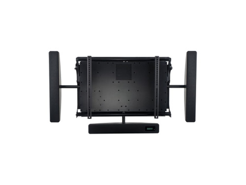 Audio Solutions TVAM3-1A TV Mount with Speakers