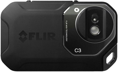 FLIR 72003-0303-OB C3 Compact Thermal Camera with WiFi – Used Open Box
