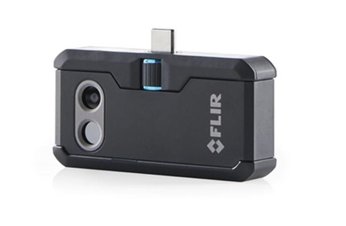 FLIR 435-0011-03-OB ONE Pro Android Micro USB Thermal Imaging Camera – Used Open Box