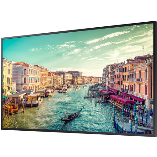 "Samsung LH55QMREBGCXZA-RB 55"" Premium UHD QMR Series Display - Certified Refurbished"