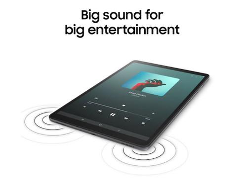 """Samsung SM-T510NZKAXAR-RBC 10.1"""" Galaxy Tab A 32GB Wi-Fi  Android Tablet. Black - Certified Refurbished"""