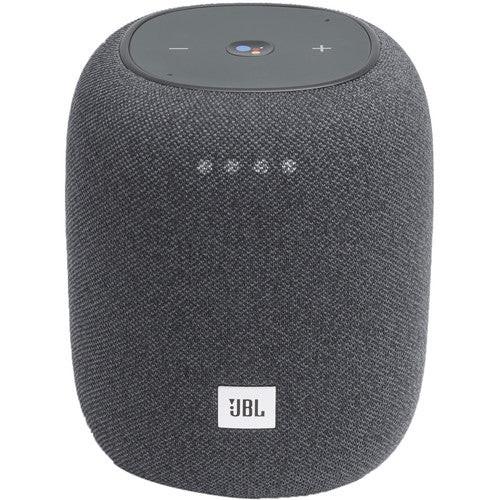 JBL JBLLINKMUSICGYAM-ZLink Music Wi-Fi Bluetooth Speaker, Grey - Certified Refurbished