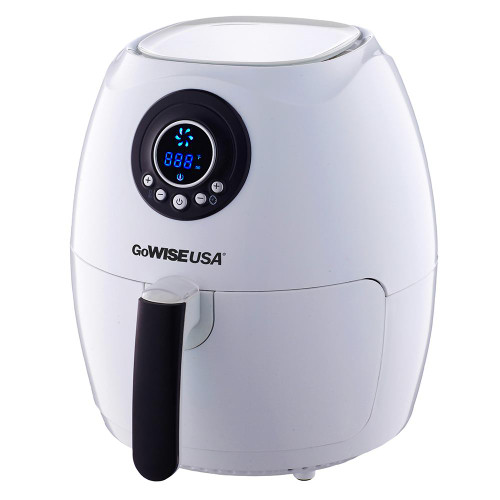 GoWise GW22634  Electric Small Batch Air Fryer 2.75QT - White