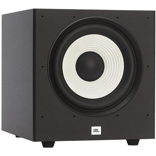 JBL JBLA100PBLKAM-Z Stage Home Audio Sub Woofer Speaker, Black - Certified Refurbished