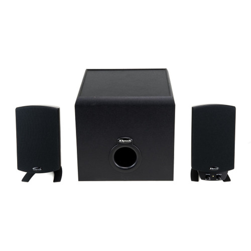 Klipsch K1067735 ProMedia 2.1 THX Computer Speaker System - Certified Refurbished