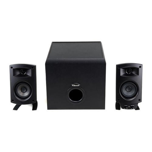 Klipsch K1067735 ProMedia 2.1 THX Computer Speaker System - Certified Refurbished