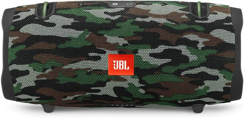 JBL JBLXTREME2SQUADAM-ZXtreme 2 Waterproof Portable Bluetooth Speaker, Squad - Certified Refurbished