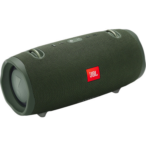 JBL JBLXTREME2GRNAM-Z Xtreme 2 Waterproof Portable Bluetooth Speaker, Green - Certified Refurbished