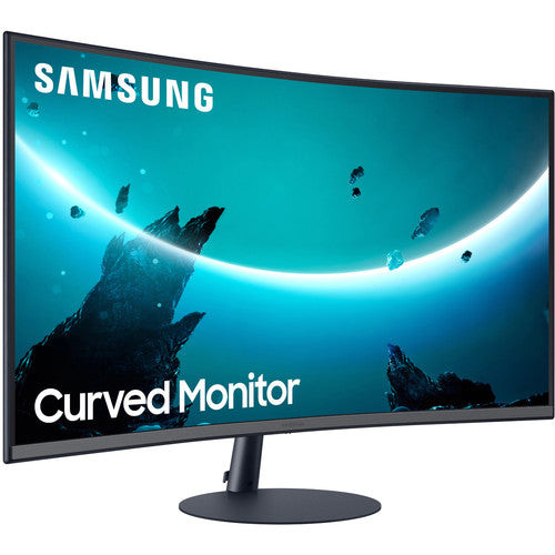 "Samsung LC27T550FDNXZA-RB 27"" T55 Series Curved Monitor - Certified Refurbished"