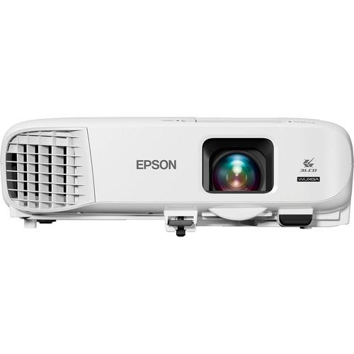 Epson V11H881020-RB PowerLite 2247U Wireless Full HD WUXGA 3LCD Projector – Certified Refurbished