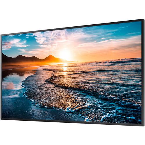 "Samsung LH49QHREBGCXZA-RB 49"" Edge-Lit 4K UHD LED Display - Certified Refurbished"