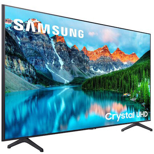 "Samsung LH70BETHLGFXZA-RB 70"" Direct-Lit 4K Crystal UHD LED Display - Certified Refurbished"